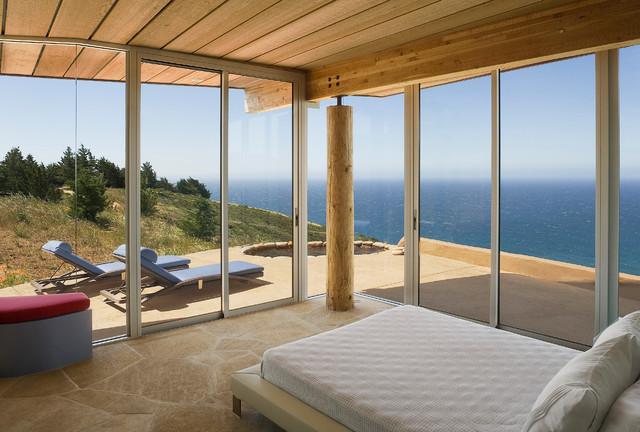 Contemporary Bedroom by Studio Schicketanz