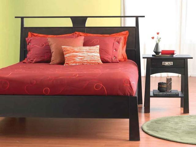 Dania Furniture contemporary-bedroom