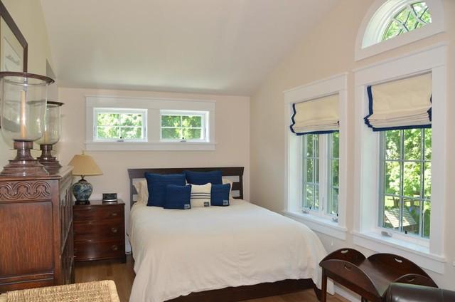 Darien LEED Platinum traditional-bedroom