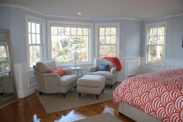 Dated Home Gets Coastal Facelift beach-style-bedroom