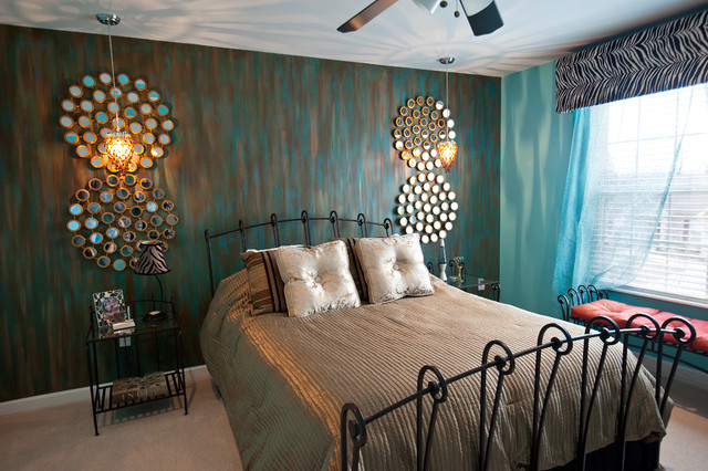 Dazzle the Glamour - Contemporary - Bedroom - Other - by ...