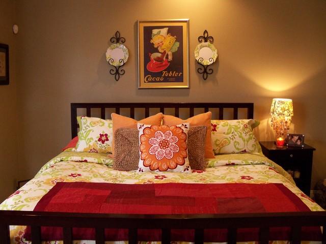 debbiedoos eclectic-bedroom