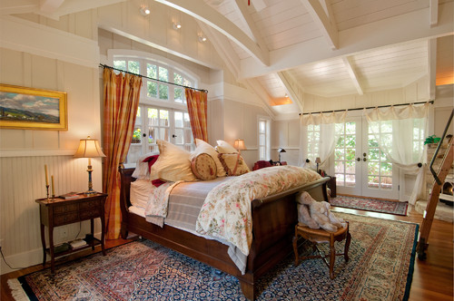 Debra Campbell Design traditional bedroom
