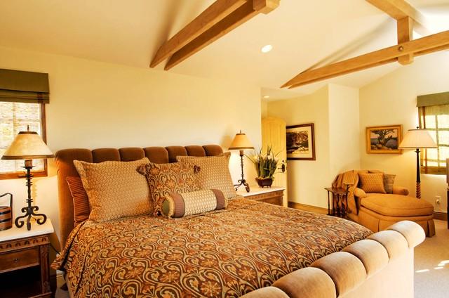 Debra Campbell Design traditional-bedroom