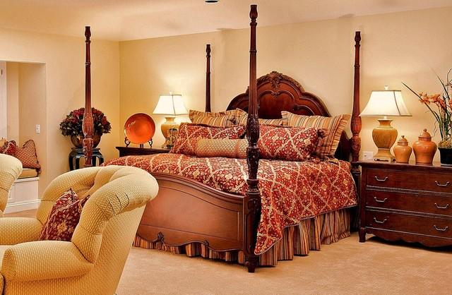 Debra Campbell Design - Traditional - Bedroom - Seattle - by Debra ...
