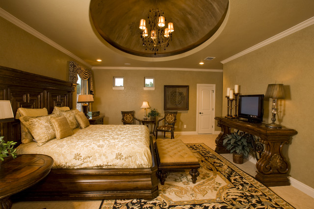 gallery for tuscan style bedroom