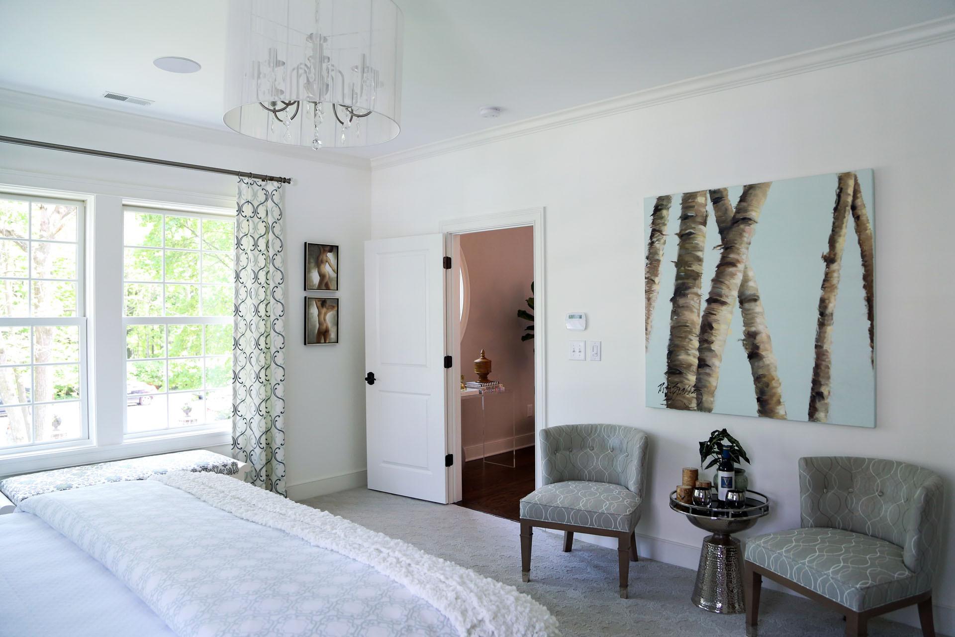 Decorators' Show House 2015 - Master Bedroom & Bath