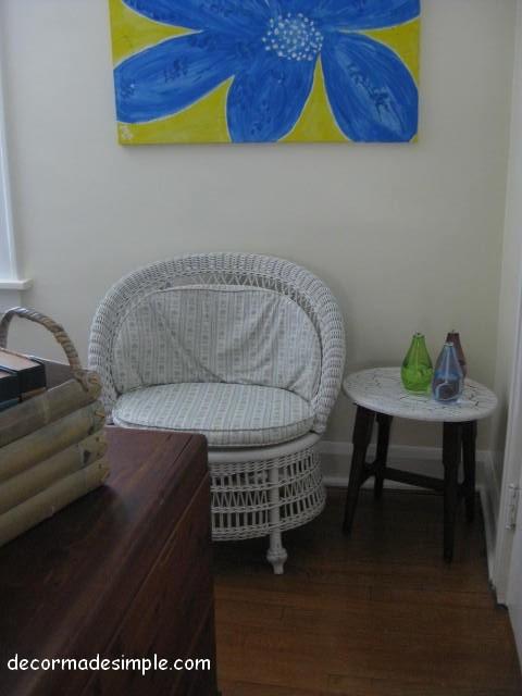 DecorMadeSimple eclectic-bedroom