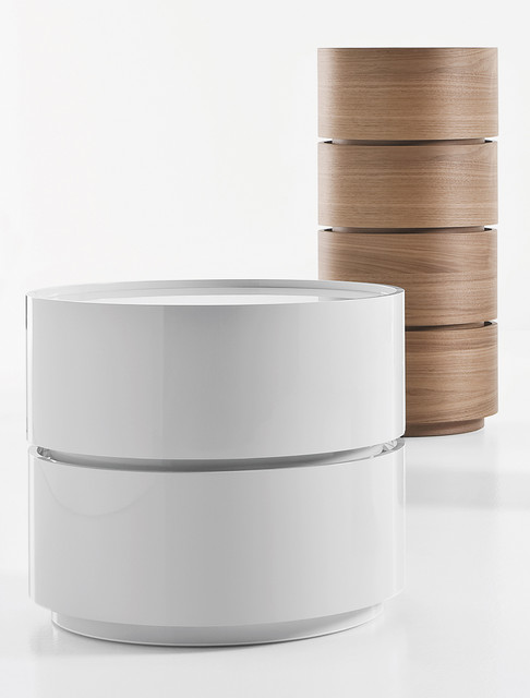 Dedalo Nightstand contemporary-nightstands-and-bedside-tables