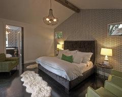 Tarrytown Remodel modern-bedroom