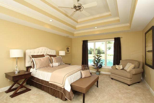 Deer Valley Villas; 4058 Deer Run Court contemporary-bedroom
