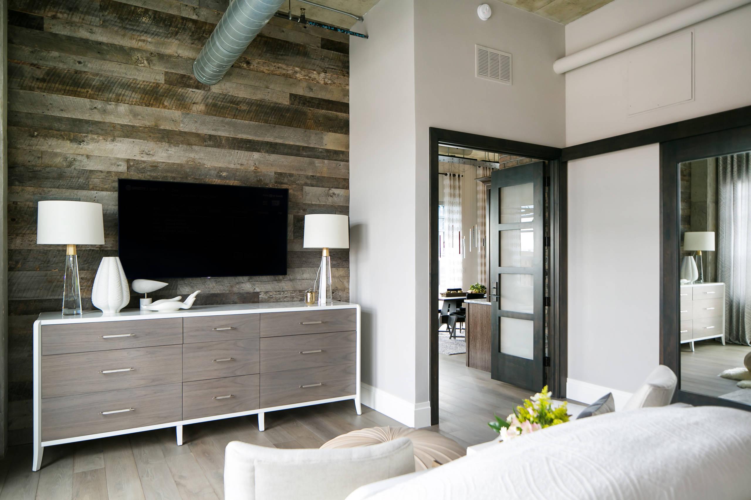 Denver Colorado Residence Bedroom