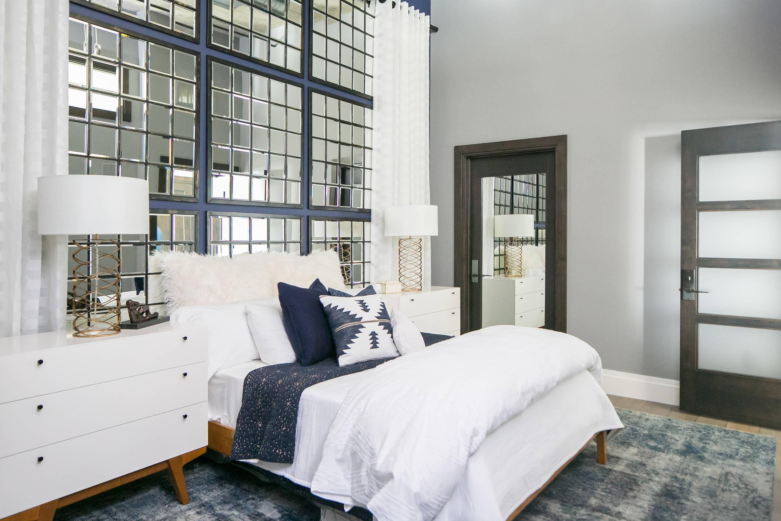 Denver Colorado Residence | Bedroom