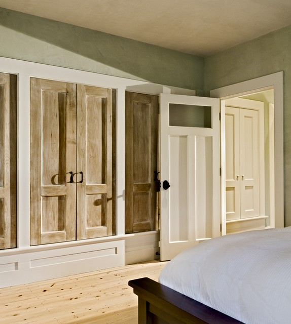 Derby hill farm lyme nh traditional bedroom for Farm door ideas