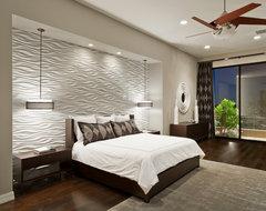 Desert Mountain- Sunset Canyon- Contemporary contemporary-bedroom