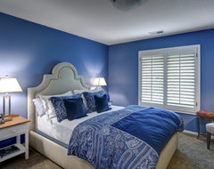 Design Connection Inc Bedrooms traditional-bedroom