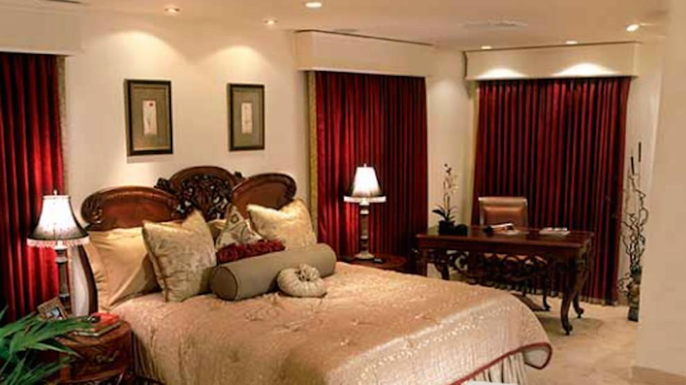 Design Meets Technology Modern Bedroom Orange County By Tech Ambassadors