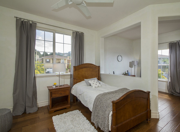 Design redesign traditional bedroom san diego by for Redesign bedroom