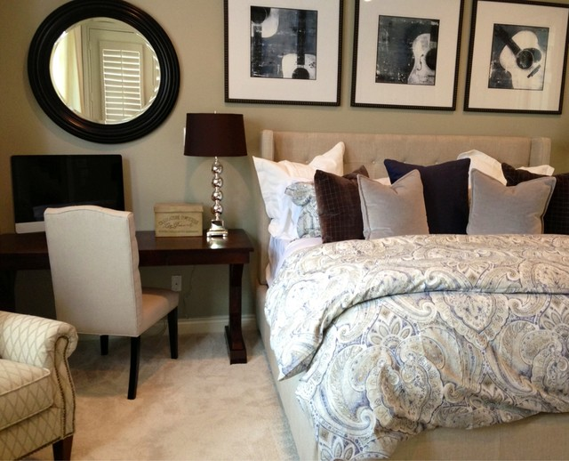 Designed By Gallery Furniture Bellaire Home Contemporary Bedroom Houston By Gallery