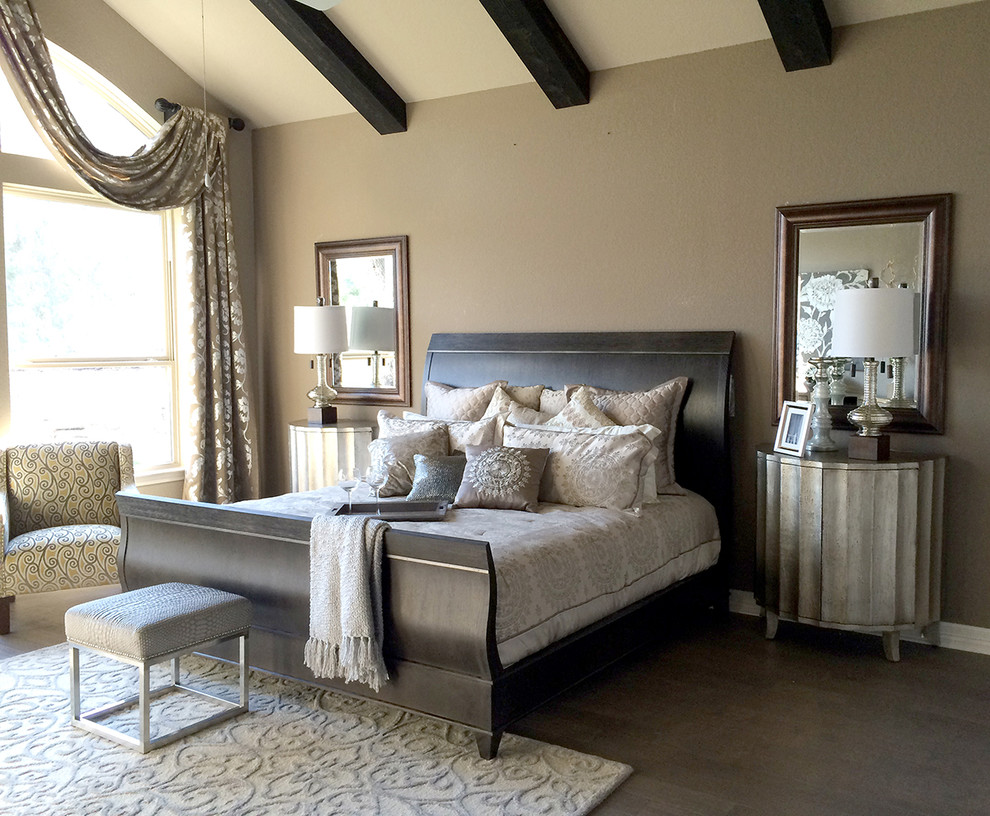 Designed By Joyceanne Bowman Interior Designer At Star Furniture In San Antonio Contemporary Bedroom Houston By Star Furniture