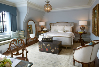 Designers Showcase At Mill Neck Manor Traditional Bedroom New York By Nancy Melius Design