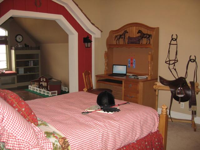 Designing Interiors traditional-bedroom