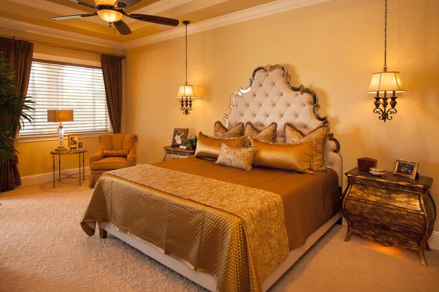 Destefano Home Award Winning Design Mediterranean Bedroom Miami By Norris Furniture