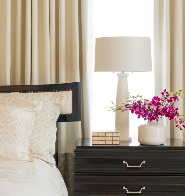 Details Modern Bedroom Dc Metro By Palindrome Design Llc