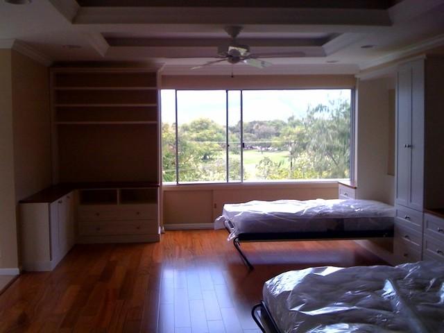 media center traditional bedroom hawaii by organized hawaii