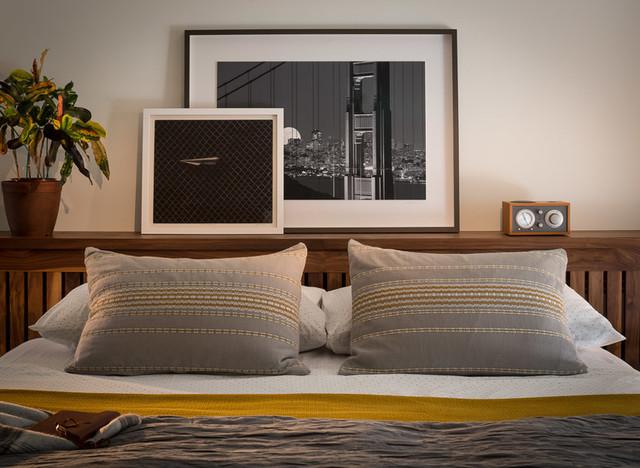 Diamond Heights Mid Century Modern Midcentury Bedroom San Francisco B