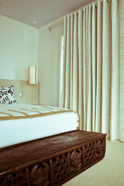 Dillard Condo Interiors 2 contemporary-bedroom