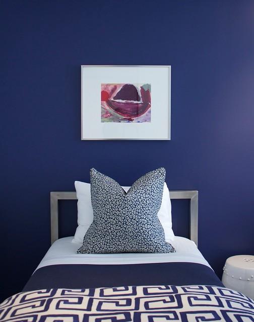 Dinah Shore Palm Springs modern-bedroom