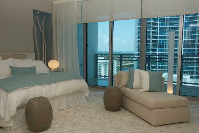 Diplomat contemporary-bedroom