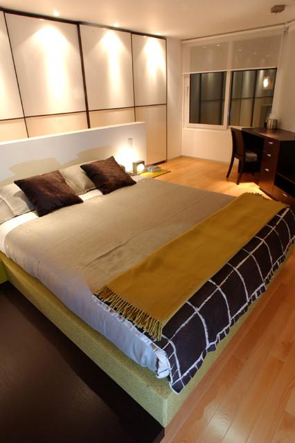 Cuarto principal contemporary-bedroom
