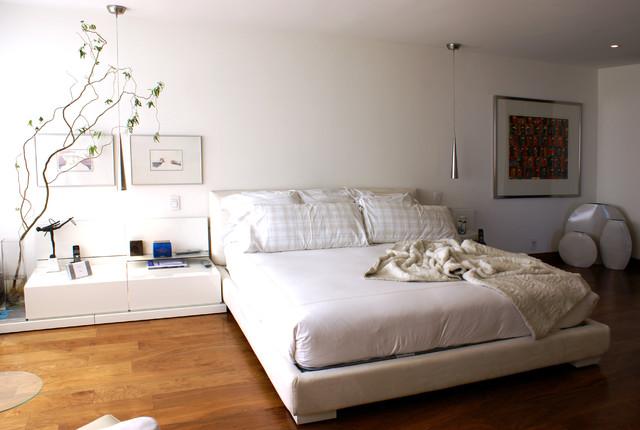 Recamara contemporary bedroom other by trudy for Jordan bedroom ideas