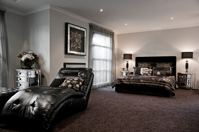 Display Home: The Providence contemporary-bedroom
