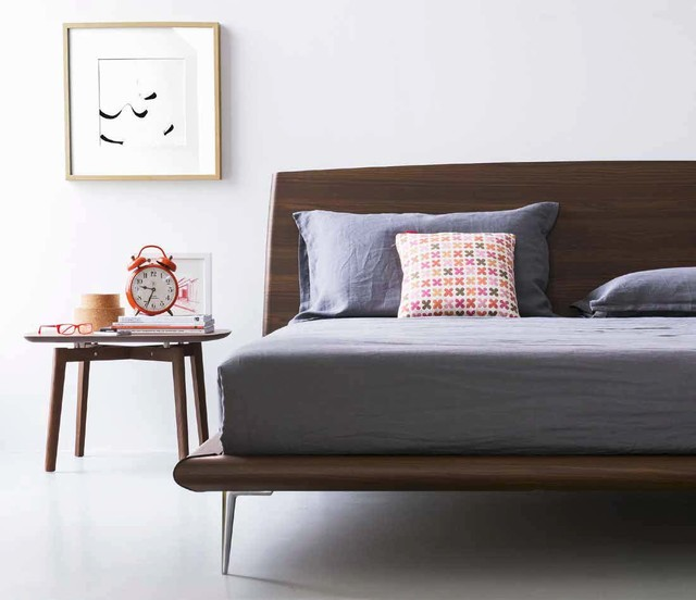 Dixie Bed by Calligaris - Moderno - Camera da Letto - Los Angeles ...