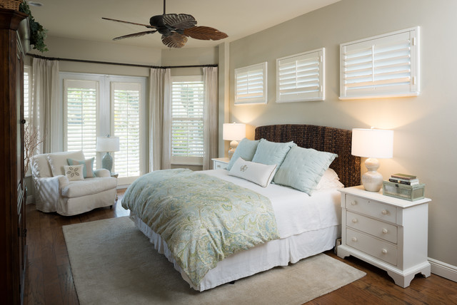 Dogwood way maritim schlafzimmer miami von molly hoover design group llc - Schlafzimmer maritim ...