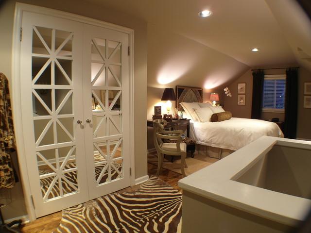 Donna DuFresne Design eclectic-bedroom