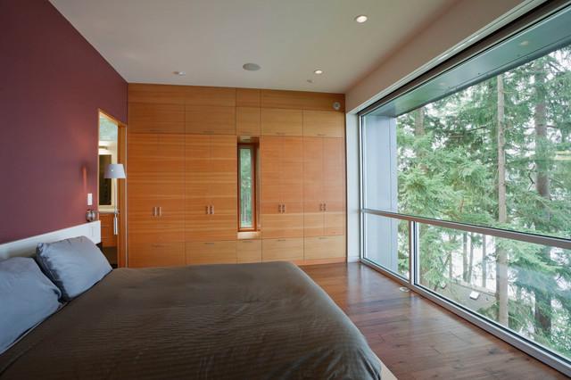 Dorsey Residence contemporary-bedroom