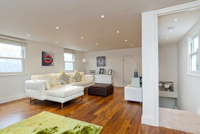 Double Side Dormer Loft Conversion Contemporary