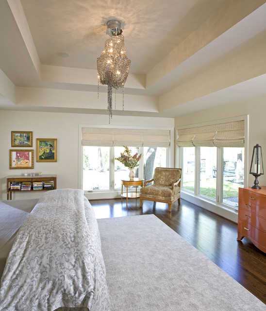 Tray Ceiling Designs Bedroom: Double Tray Ceiling