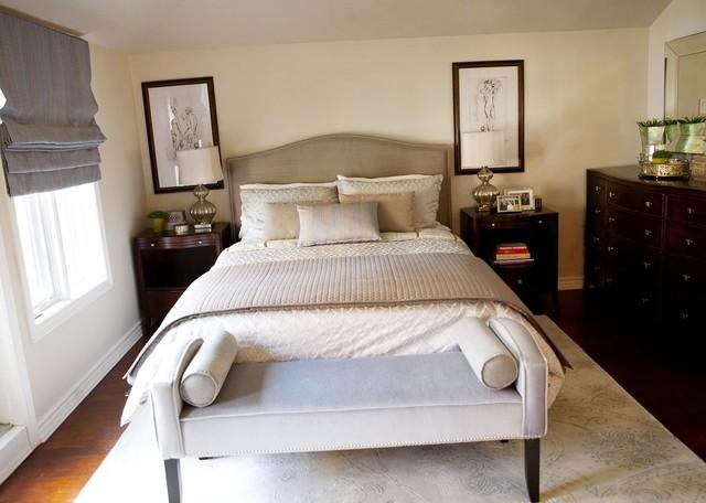 Douglas - Master Bedroom contemporary-bedroom