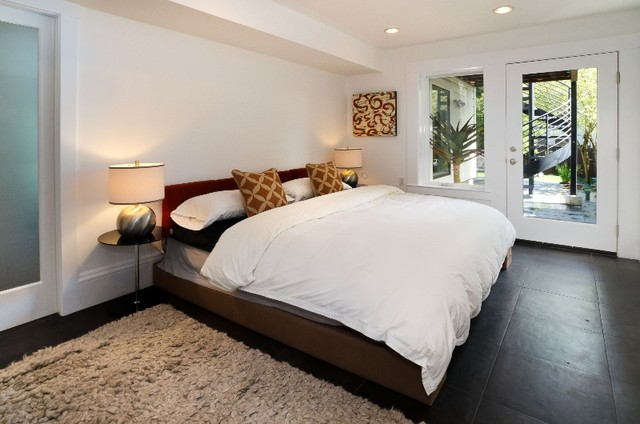 Douglass Residence contemporary-bedroom