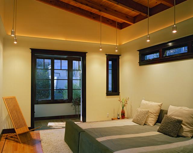 douglass street contemporary-bedroom