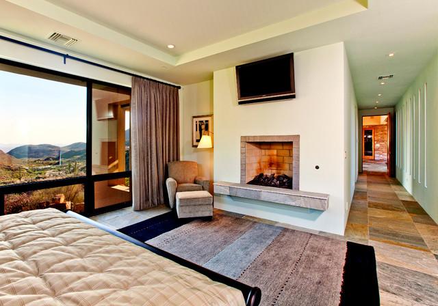 Dove Mountain contemporary-bedroom