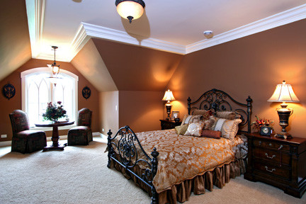 Dover Hill Bedrooms traditional bedroom