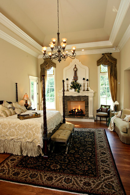 Dover Hill Bedrooms traditional-bedroom