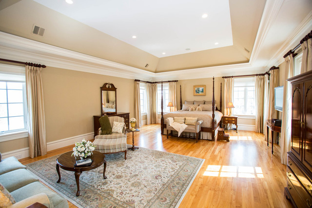 Dover Ma Home For Sale Traditional Bedroom Boston