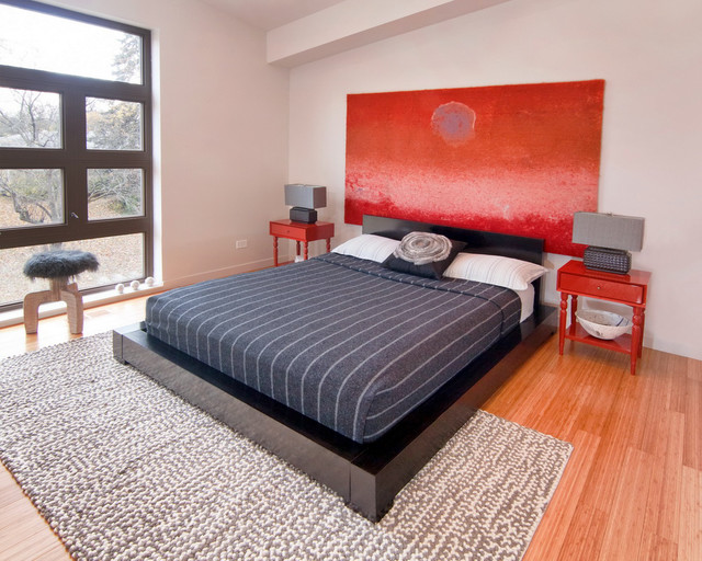 Downers Grove Residence contemporary-bedroom